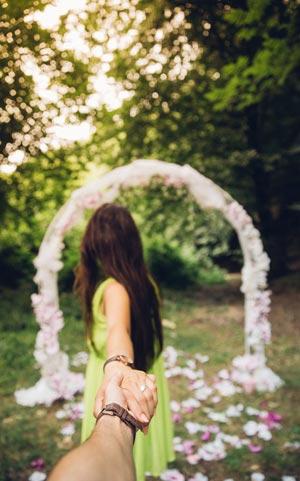 Inviti matrimonio sposi
