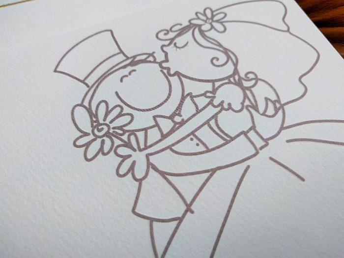 partecipazioni di nozze spiritose
