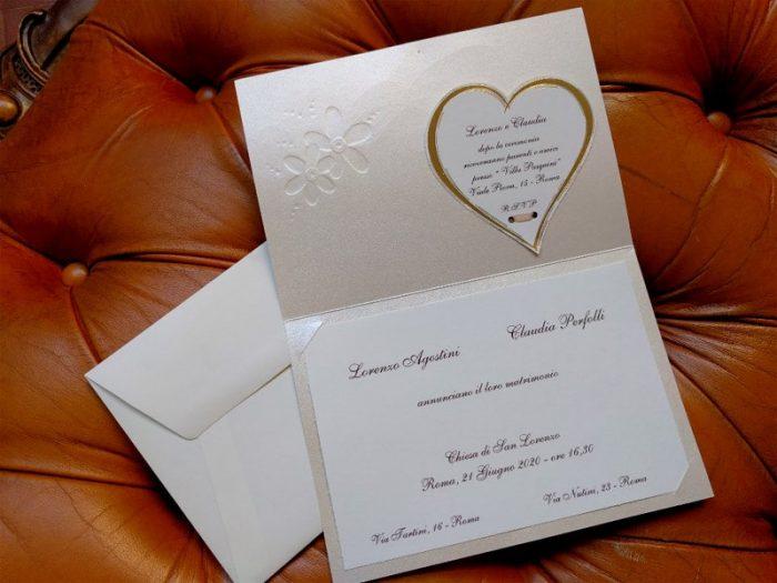 partecipazioni di nozze on line