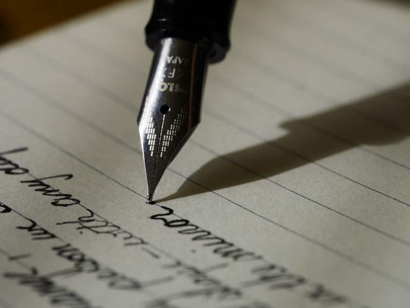 Scrivere le partecipazioni di nozze