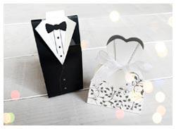 Scatoline portaconfetti catalogo partecipazioni inviti matrimonio