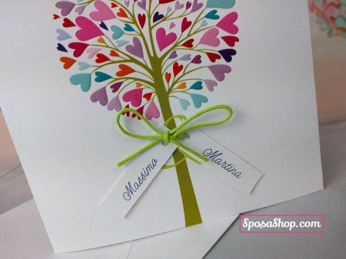 partecipazione albero della vita-dettaglio