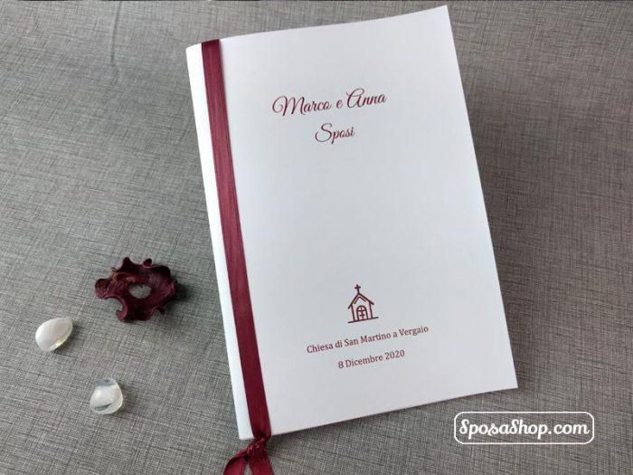 Libretto Messa Basic