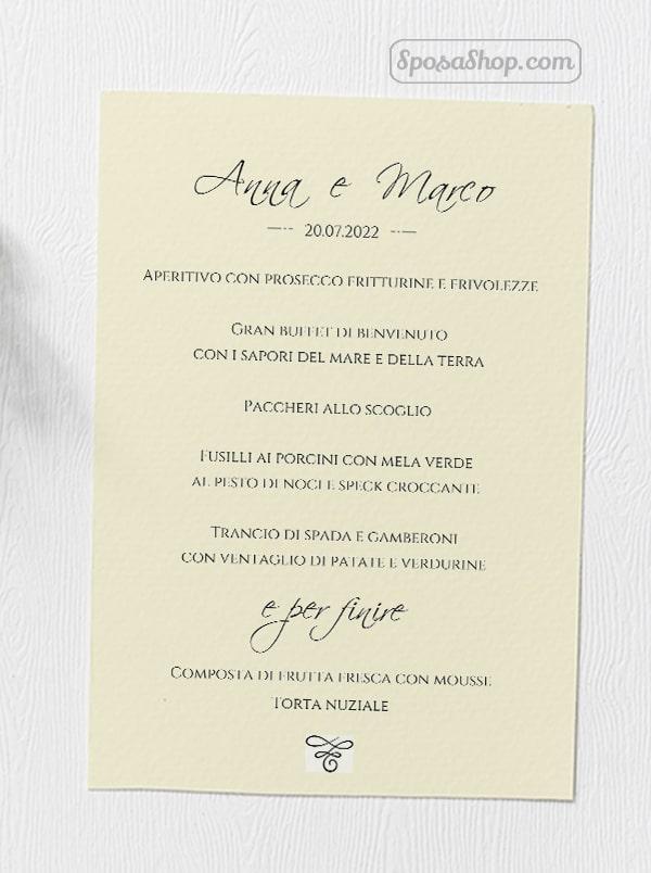 menu easy in cartoncino avorio 3